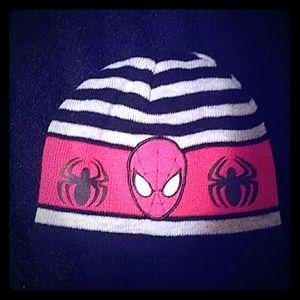 Spiderman beenie